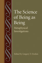 The Science of Being as Being cover