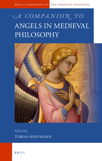 A Companion to Angels in Medieval Philosophy cover